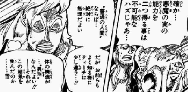 ワンピース黒ひげ